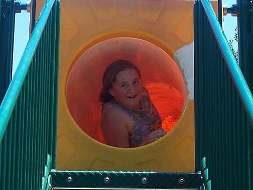 Daughter At Play by jayagoddess