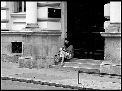 Loneliness by ciro