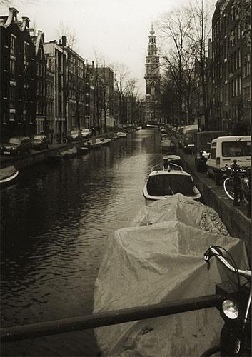 Autumn in Amsterdam by kelart