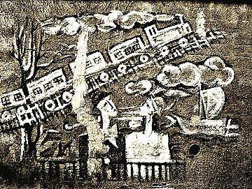 grafiti latchi by exposure