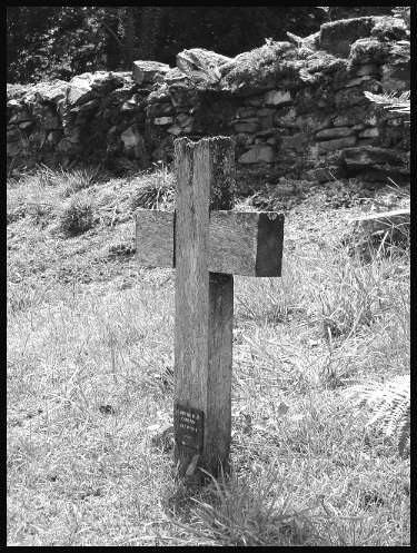The Cross by melliemel