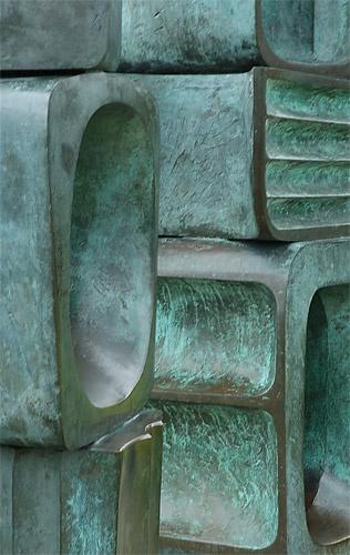 Snape Sculpture - Repost by ticklemymonkey