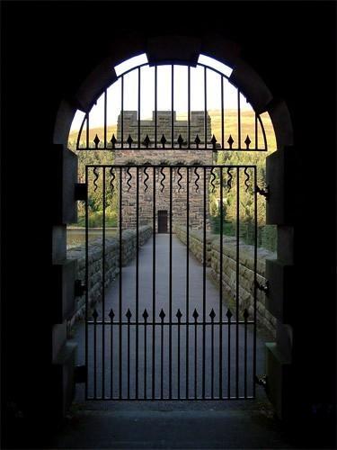 Gate by jonc
