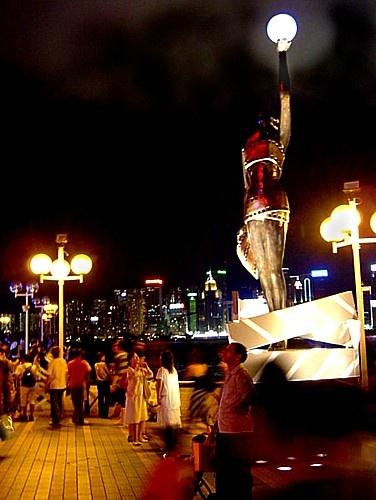 Hong Kong Harbour by serans
