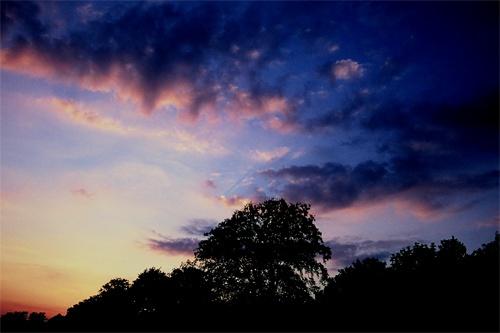 Oxford Sunset by stepenowsky