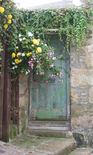 The Door by tabby