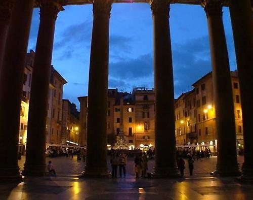 Roman Outlook by Courierfan