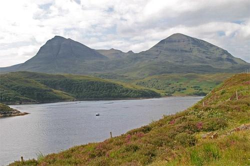 Loch  Chirn Bhin by podgod