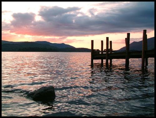 Derwent pier by suede