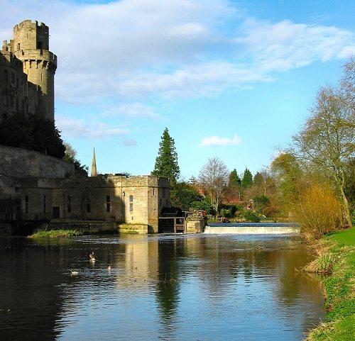Warwick Castle by sophiehw
