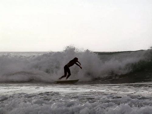 Surfs up by stevearm