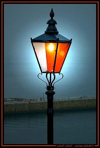 Lamp Light by bfot01