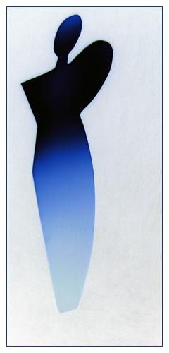 Lady in Blue by eskimo