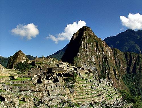 Machu Picchu by millsjacque