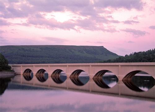 Bridge @ Ladybower by jonc