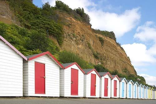 Beach Huts by chris.maddock