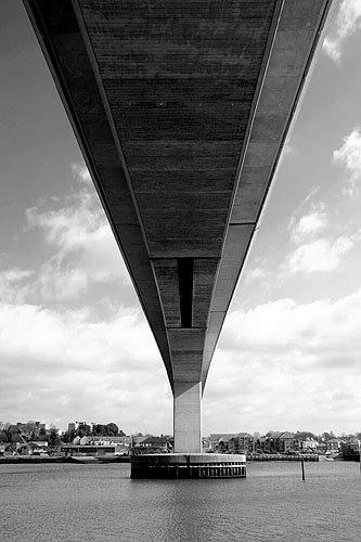 Itchen Bridge by chris.maddock