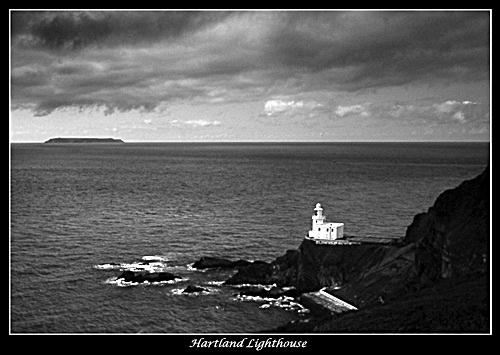 Hartland Lighthouse by corin45