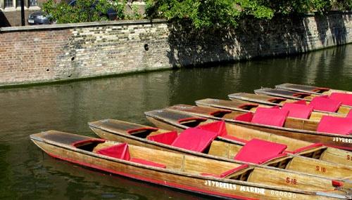 River Boats by sebough