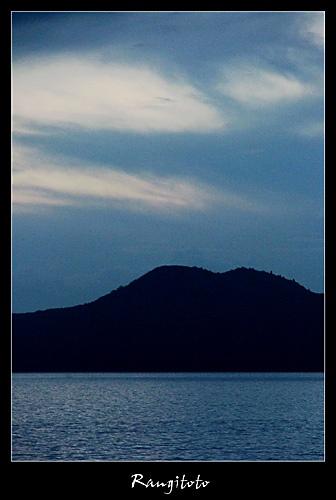 Rangitoto by dalowsons