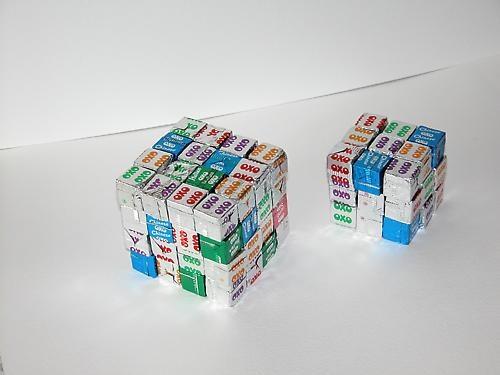 Oxo cubes by helen&peter