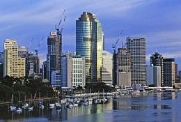 Brisbane by Morning