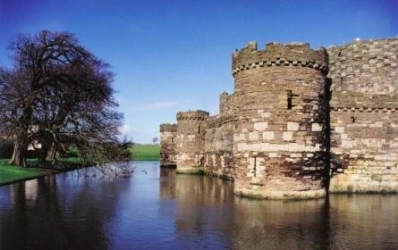 Beaumaris Castle by Keith-Mckevitt