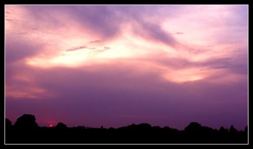 Moody Sky by f1ash