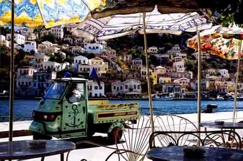 Symi.Greece by victorburnside