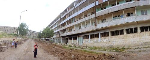 Karabah - Shushi Town by sebough