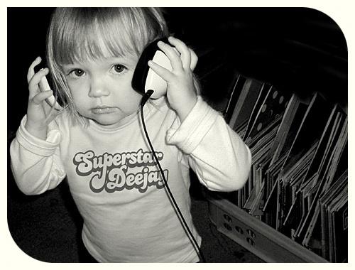 Superstar DJ by warb