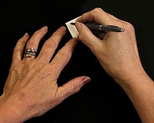 My secretary\'s hands by loosecanon