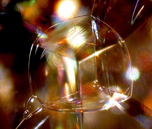 Bubble Cube by ejtumman