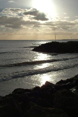 Beach Sun by carriebugg