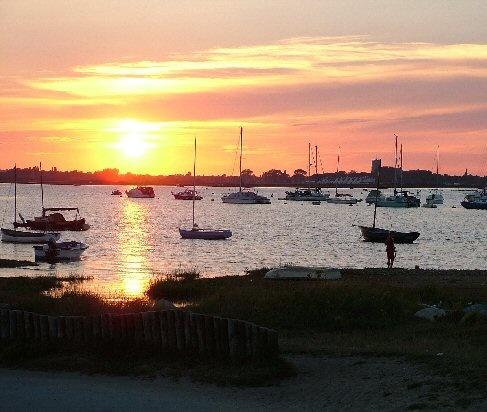 Sunset reflect by carriebugg