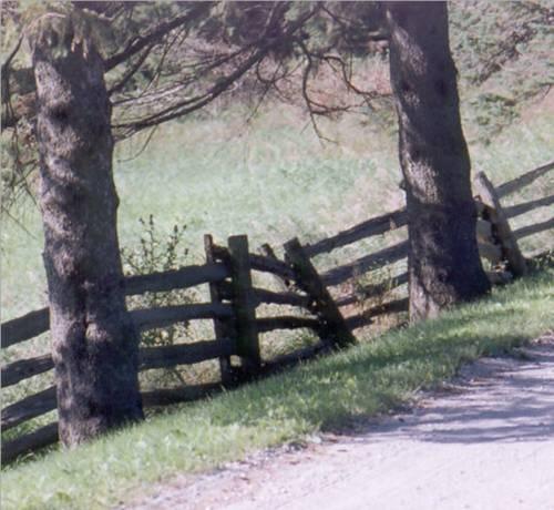 Rail Fence by AlwaysAl