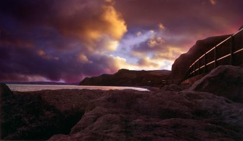 West Bay by conrad