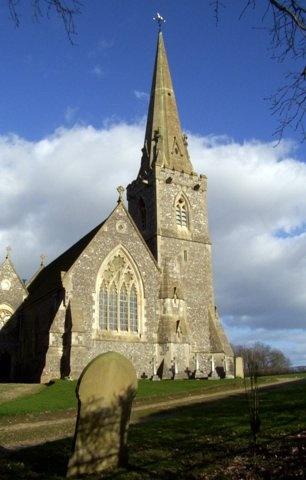 Church by speybay