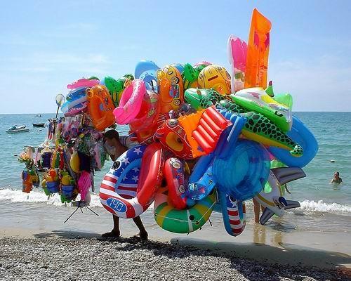 The beach pedlar by claudio the bassist