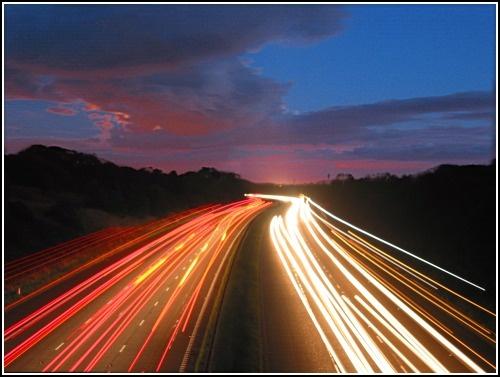 Light Speed by martynj