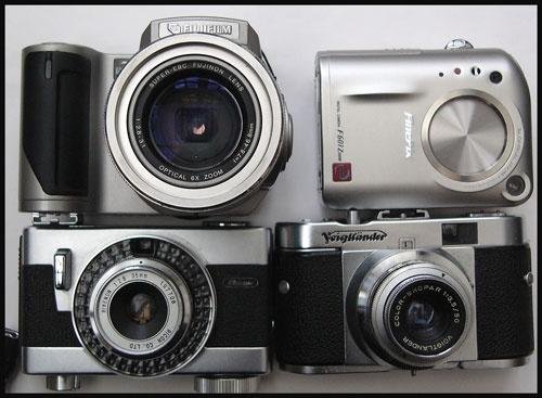 Camera Cube by rikewoo
