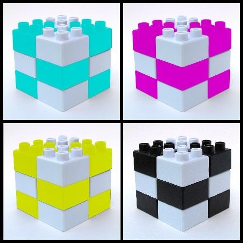 *C*M*Y*K* Lego by jon1169