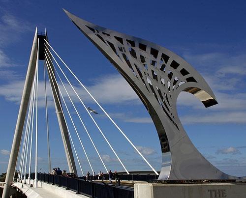 Marina Bridge Southport by ericfaragh