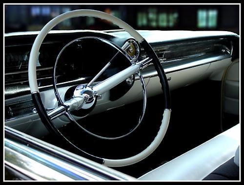 \'American car\' by geo