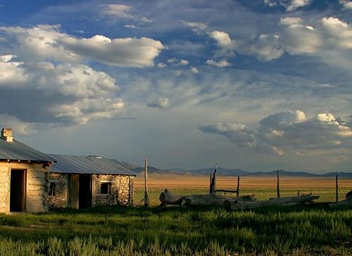 Desert Outpost by billma