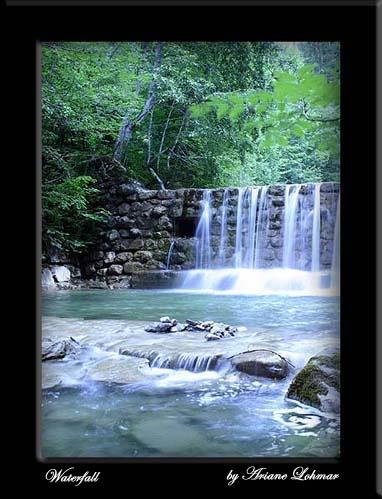 Waterfall by ariane