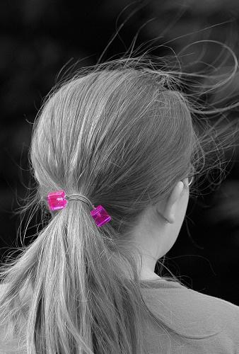 Cubic hair! by snapbandit
