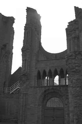 Arbroath Abbey 3rd v2 by bytorphoto