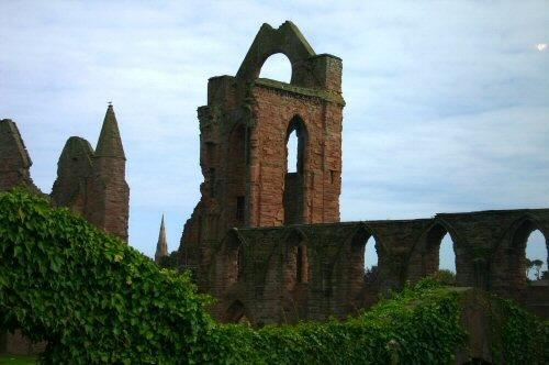 Arbroath Abbey 4th by bytorphoto