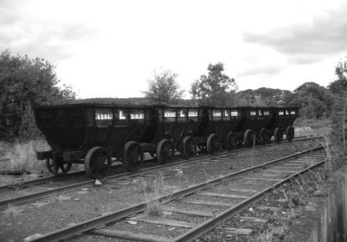 5 Lone Wagons by choosethefinetime